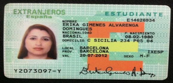 Documento de identidade para estrangeiros Blog Vem Por Aqui