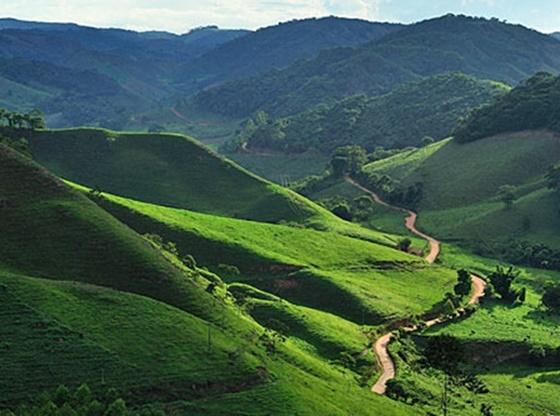 Montanhas do Circuito Serras de Minas