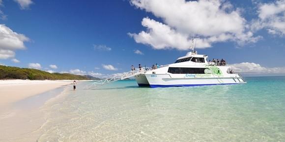Barco da Cruisewhitsundays Blog Vem Por Aqui