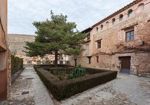 Praça de Albarracín Blog Vem Por Aqui