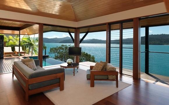 Vista do resort Qualia Blog Vem Por Aqui
