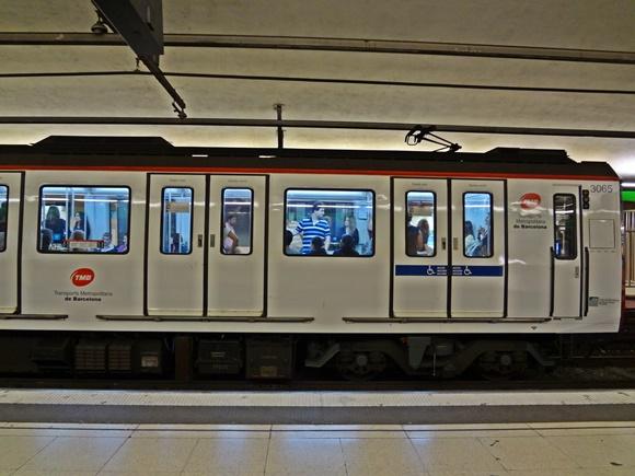 Metrô de Barcelona Blog Vem Por Aqui