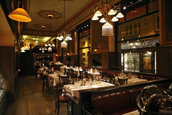 Café Central em Budapeste Blog Vem Por Aqui