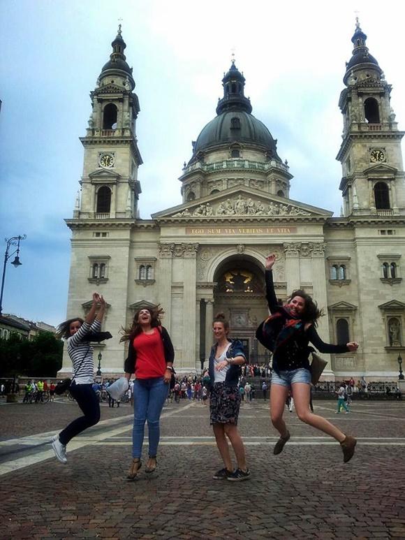 Basílica de Budapeste Blog Vem Por Aqui