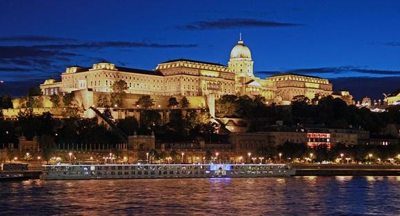 Castelo de Budapeste Blog Vem Por Aqui