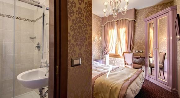 Quarto do hotel Domus Cavani Blog Vem Por Aqui