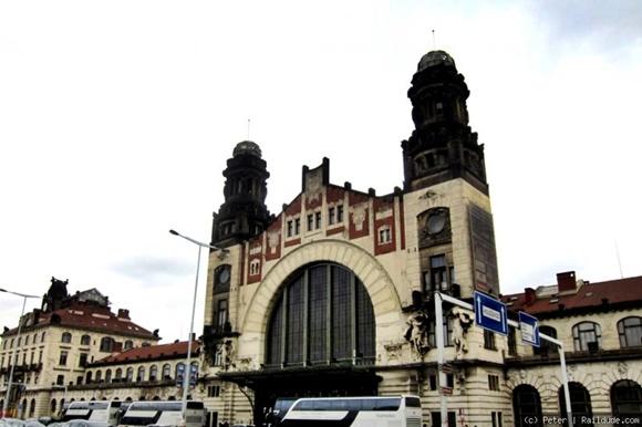 Estação Central de Praga Blog Vem Por Aqui