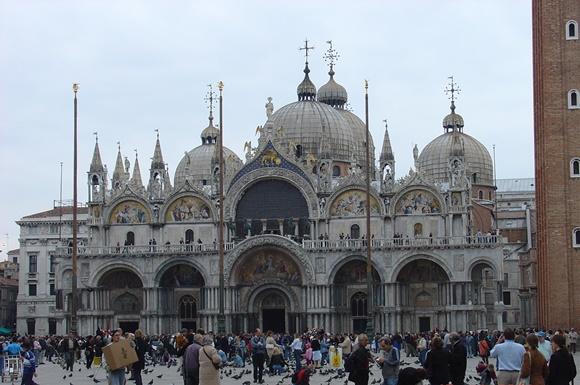 Basílica de San Marco em Veneza Blog Vem Por Aqui