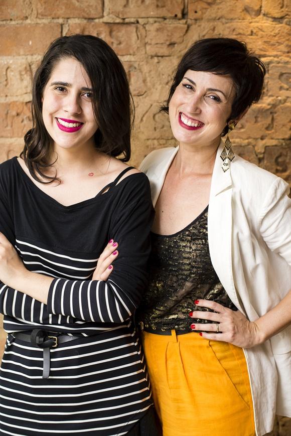 Ly Takai e Ana Soares Blog Vem Por Aqui