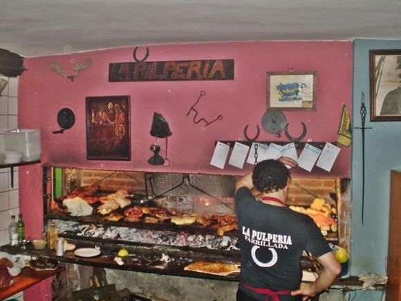 Parrila do La Pulperia no Uruguai Blog Vem Por Aqui