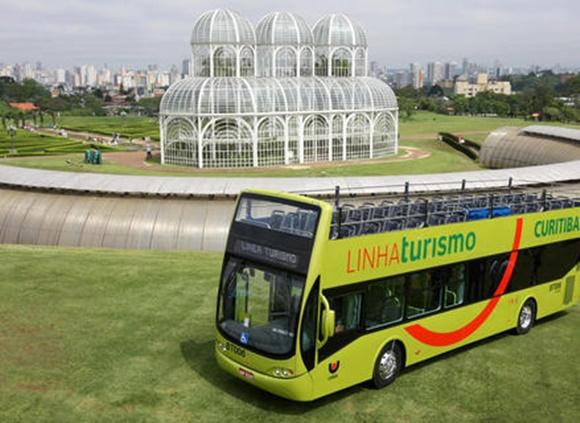 Linha de ônibus de turismo de Curitiba