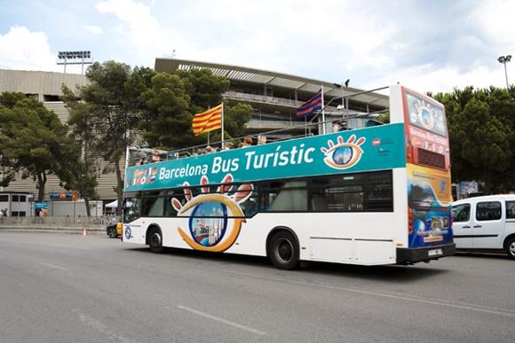 Onibus de turismo de Barcelona Blog Vem Por Aqui