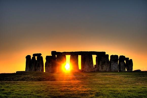 Solsticio de inverno em Stonehenge Blog Vem Por Aqui
