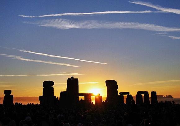 Solstício de verão em Stonehenge Blog Vem Por Aqui