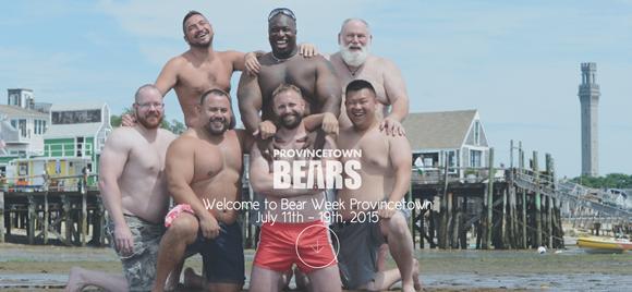 Cartaz da Bear Week Blog Vem Por Aqui