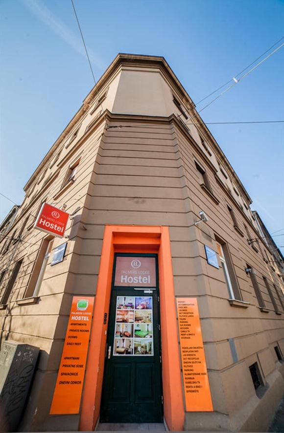 Frente do Palmers Lodge Zagreb Blog Vem Por Aqui