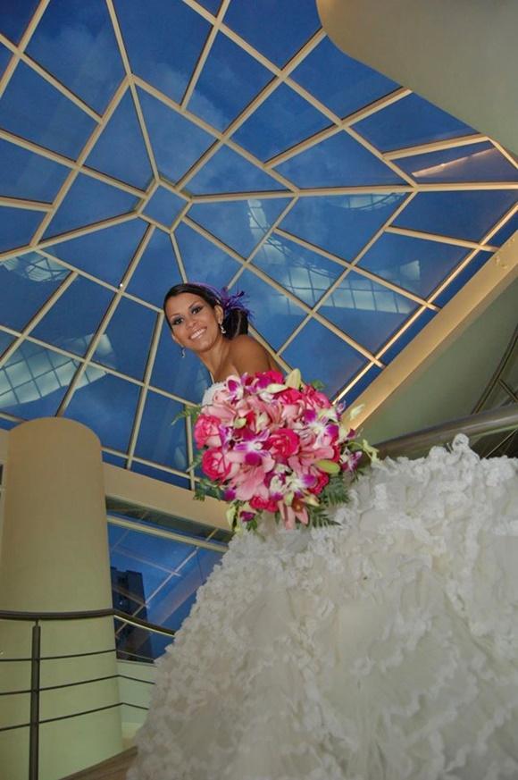 Nath vestida de noiva Blog Vem Por Aqui