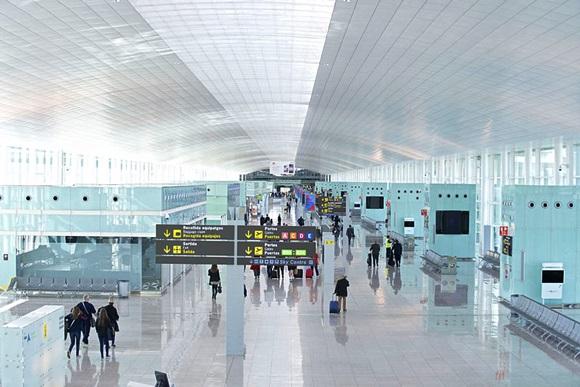 Aeroporto El Prat Blog Vem Por Aqui