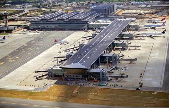 Terminal 3 de Guarulhos Blog Vem Por Aqui