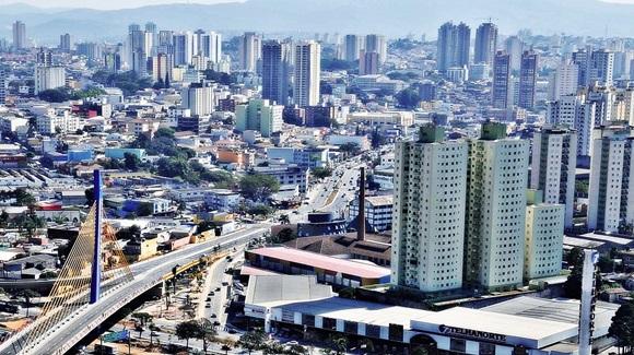 Vista da cidade de Guarulhos Blog Vem Por Aqui