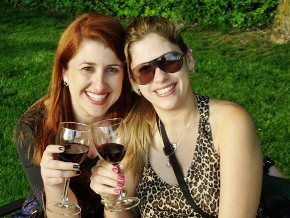 Érika Gimenes e Luciana Viana Blog Vem Por Aqui