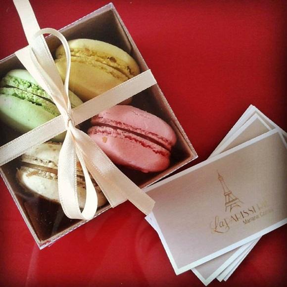 Macarons da La Parisserie Blog Vem Por Aqui