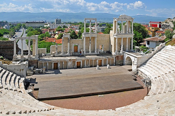 Anfiteatro Romano Blog Vem Por Aqui