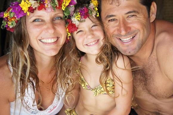 Fabiana, Izabelle e Pato Blog Vem Por Aqui