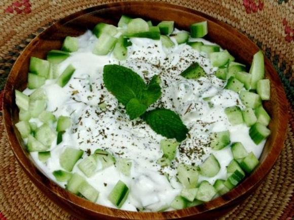 Salada Branca de Neve Blog Vem Por Aqui