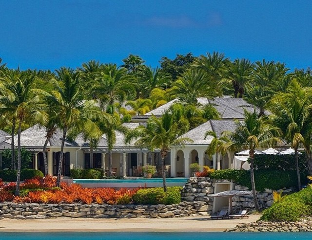 Casa numa ilha paradisíaca Blog Vem Por Aqui