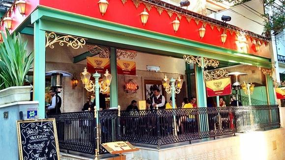 Frente do restaurante Paris 6 em Miami Blog Vem Por Aqui