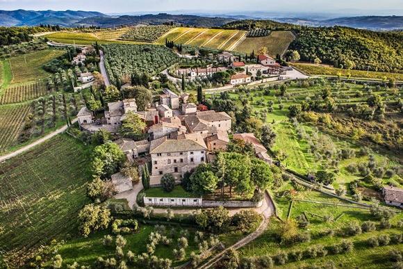 Tudo Sobre A Toscana Vem Por Aqui
