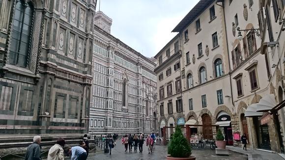 Centro histórico de Florença Blog Vem Por Aqui