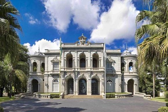 Palácio da Liberdade Blog Vem Por Aqui
