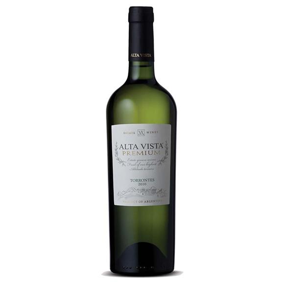 Garrafa do vinho Alta Vista Premium Blog Vem Por Aqui