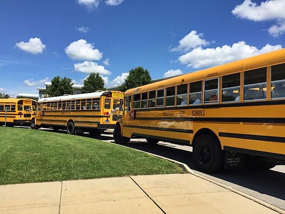 Ônibus escolares americanos Blog Vem Por Aqui