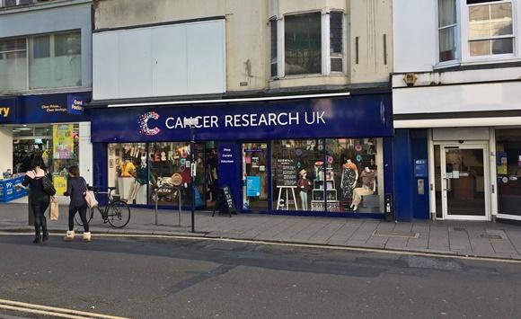 Loja da Cancer Research UK Blog Vem Por Aqui