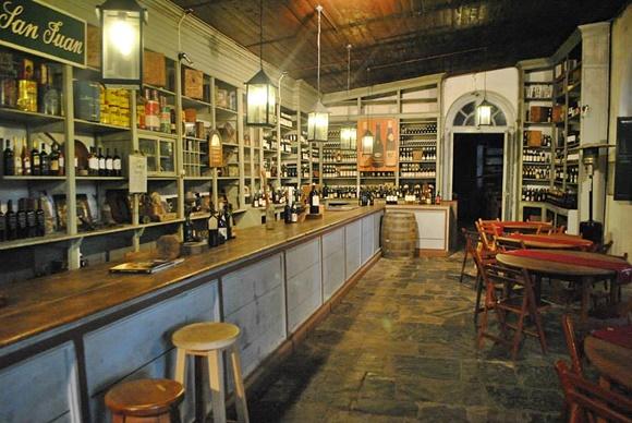 Armazén da vinícola Los Cerros San Juan Blog Vem Por Aqui
